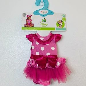 Disney Baby Minnie Mouse Dress Size 6 MONTH
